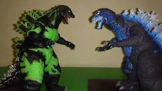 NECA Godzilla 2001 Atomic Blast REVIEW