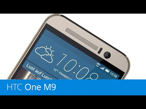 HTC One M9 (recenze)