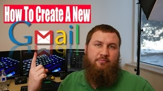 How to Create a Gmail Email Account From Scratch