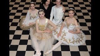 Monica Loughman Elite Ballet on The Late Late Show, 20th May 2016