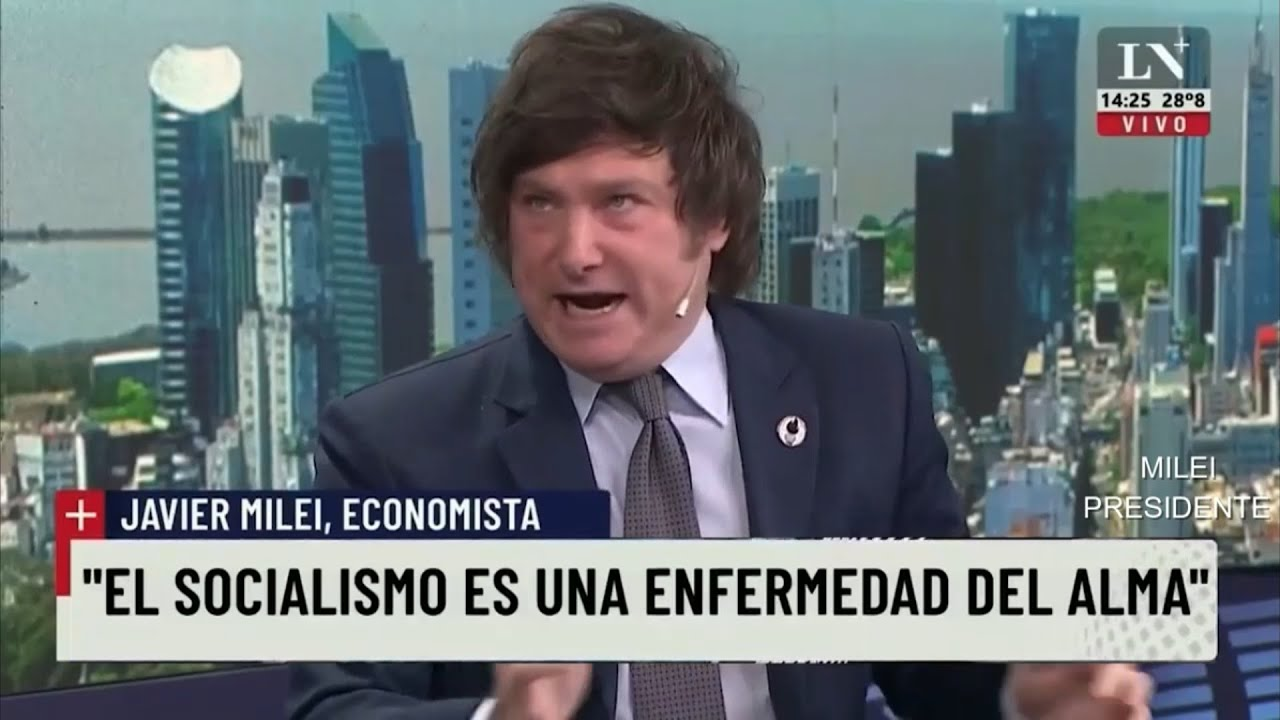 Milei para burros, La Nación +- 03/03/21