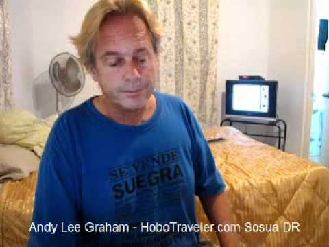 Travel Blog  by Andy Lee Graham Leaving Sosua Today met Charles and Luc
