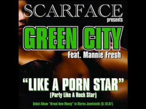 All Dirte - Green City Feat. Mannie Fresh - Party Like a Rockstar