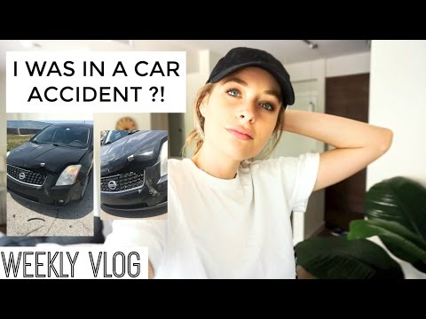 MY CAR ACCIDENT BOYFRIEND AND WEEKLY PLANNING ROUTINE - LAZY WEEKEND