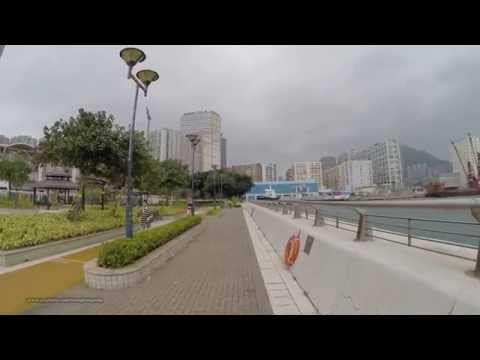【Hong Kong City Tour】Victoria Harbourfront = Siu Sai Wan - Heng Fa Chuen (Part 1/6)