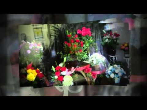 Constelacion Flower Shop in Downtown Long Beach