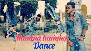 Hamma hamma song |ok jannu film song| ghatampur dance| best dance hamma