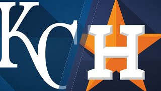 8-run 2nd powers Astros to 11-3 win: 6/24/18