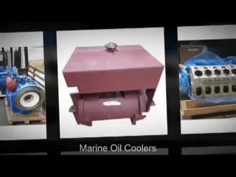 Marine Engine Spare Parts Manufacturer, Exporter in Singapore