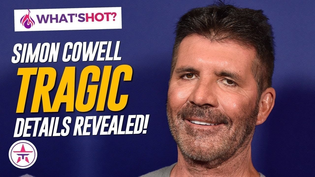 Tragic Details About Simon Cowell That Will Shock You!