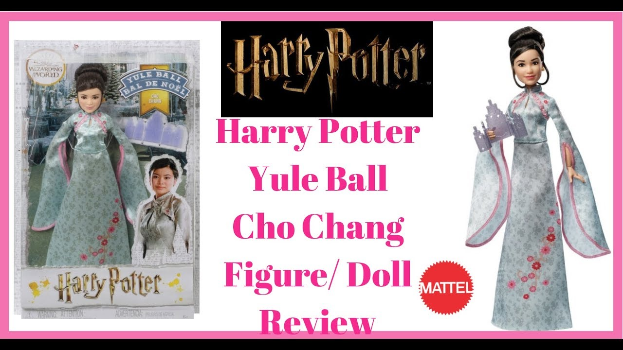 Harry Potter Cho Chang Yule Ball Doll