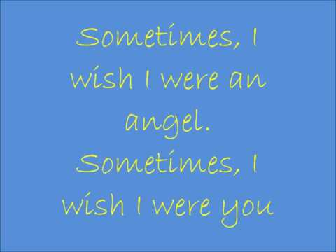 Declan Galbraith - An Angel Lyrics