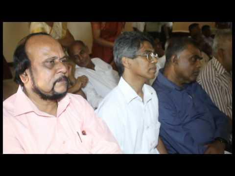 """""""Sasara Jeevithai, Gandhabba Munivarui"""" by Dr. Nimal Hettiaratchy Book Launching Part 2of4"""