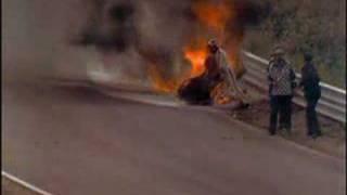 1973年 F1オランダGP  R・ウイリアムソン事故 / F1 Roger Williamson accident