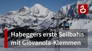 Kabinenbahn Geils - Hahnenmoospass (Adelboden - Lenk)