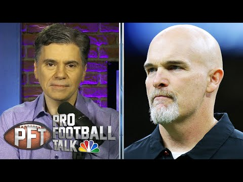 What's next for Falcons after Quinn, Dimitroff firings? | ProFootballTalk | NBC Sports
