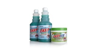 Professor Amos FAST Toilet and Tank Cleaner Duo with Mic...