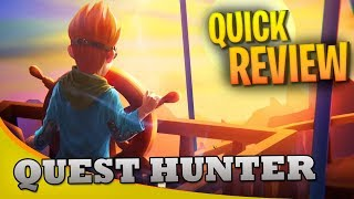 quest Hunter PC REVIEW