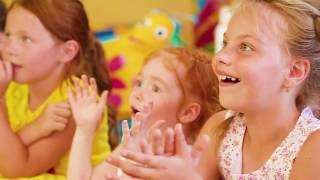 видео детский день рождения