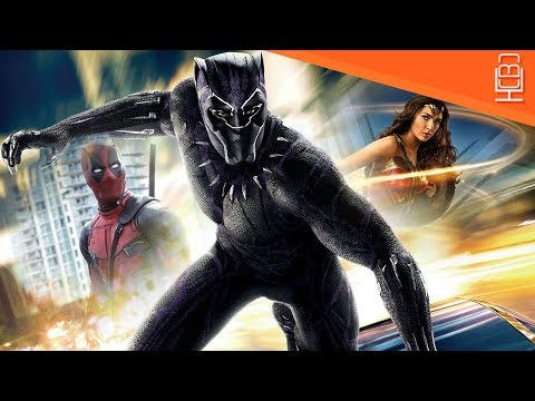 Black Panther SMASHES Friday with Mind Blowing Box Office Take