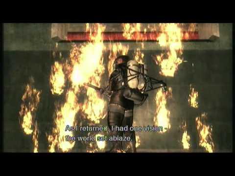 Metal Gear Solid 3 - The Fury Cutscenes