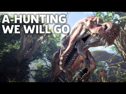 13 Minutes of Monster Hunter World Gameplay thumbnail