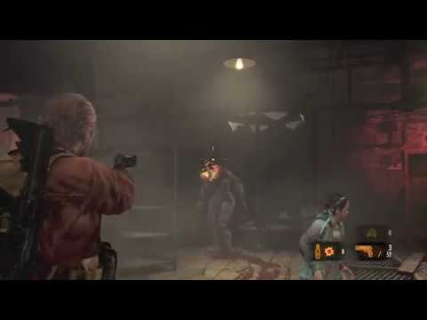 RESIDENT EVIL Revelations 2 EP4 Barry 'I'm not leaving without my medal' ALL Medals 1st run part 2