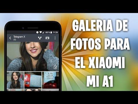 LA GALERIA DE FOTOS MÁS COMPLETA (HTC) + EDITOR DE FOTOS PARA EL XIAOMI MI A1
