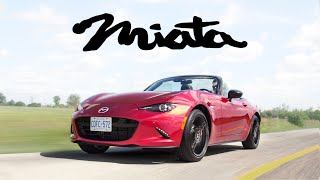 video thumbnail of 2019 Mazda MX-5 Miata Review - Here's What's New VS 2018 Miata