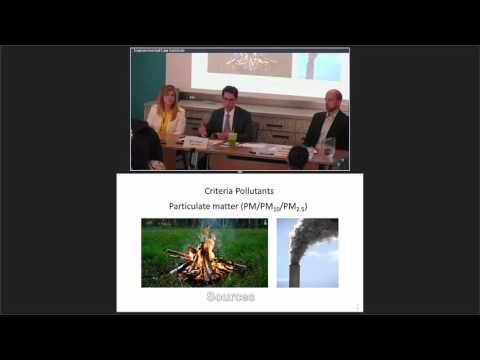 ELI Summer School 2016: Basics of the Clean Air Act
