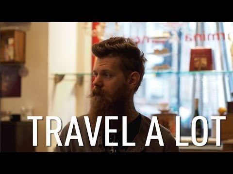 Travel Helps Open Your Mind An Improve Your Freedom | Eric Bandholz