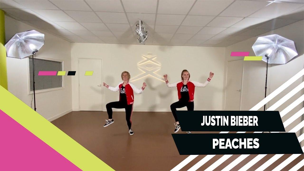 Justin Bieber - Peaches Ft. Daniel Caesar & Giveon - Easy to Follow - Choreography - Coreografía