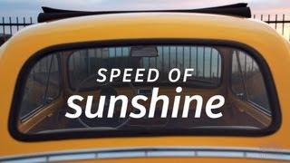 Fiat 500: Speed of Sunshine