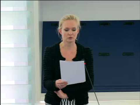 Marietje Schaake - Plenary speech on EU-China bilateral investment agreement (08-10-2013)