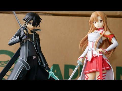 Madman Anime Figure Unboxing - Sword Art Online, DBZ, One Piece - Figure Gains Episode 6