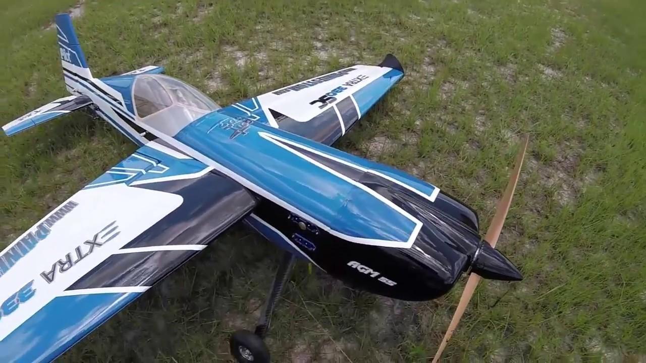 Question Pilot RC Extra 330SC 30cc CG Location - FlyingGiants