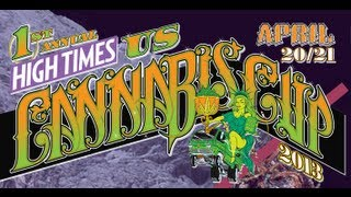 2013 High Times Denver Cannabis Cup - Full video edit