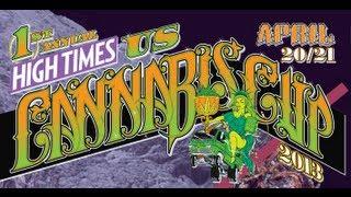 2013 High Times Denver Cannabis Cup - Full video edit