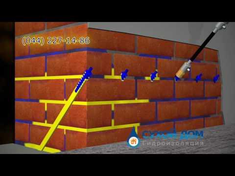 Стены и цоколь под надёжной защитой, или Зачем нужна отсечная гидроизоляция
