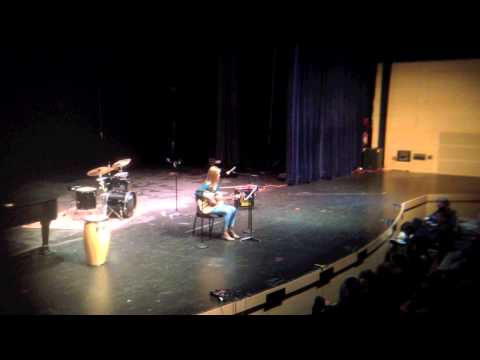 Izzy at Parker Talent Show - Covers Hozier's Sedated
