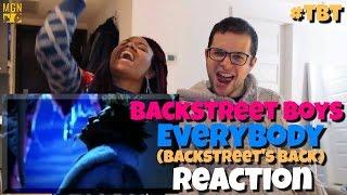 Backstreet Boys Everybody Backstreet's Back #tbt Reaction