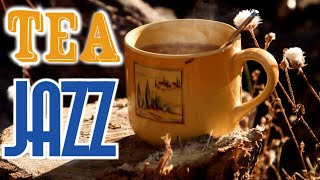 Tea Time PIANO JAZZ Music To Relax and Enjoy a Cuppa ● High Tea Jazz Music