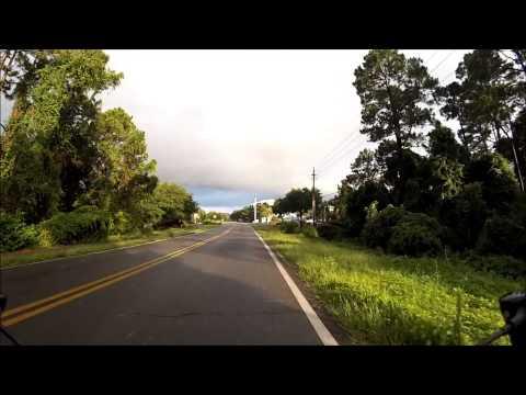 Bike Ride - Rosemary Beach to Seaside
