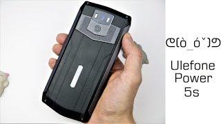 Ulefone Power 5s  Kurztest - Solides Smartphone mit 13.000mAh Mega-Akku - Moschuss.de