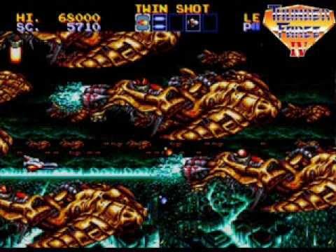 Thunder Force IV - The Sky Line [Arranged Version]