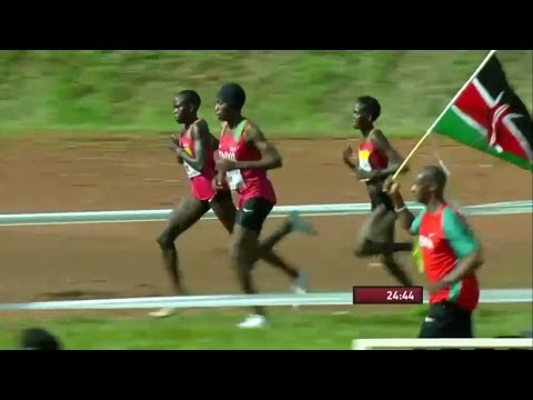 Senior Women - 2017 World Cross Country Championships Kampala