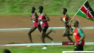 Senior Women - 2017 World Cross Country Championships Kampala