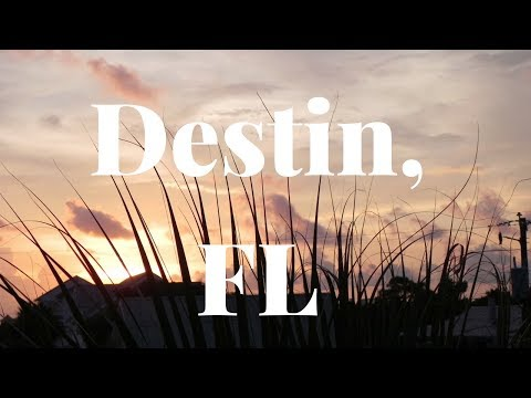 Destin, Florida - Crystal Beach Vacation Property 2018