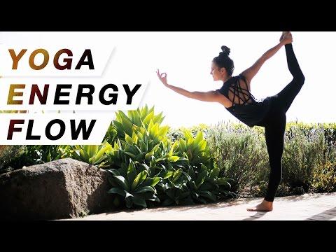 Yoga Energy Vinyasa Flow   Bauch Beine Po   Ganzkörper Workout