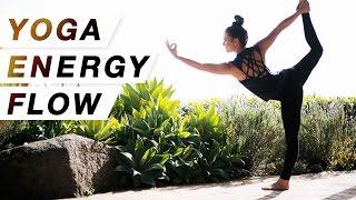 Yoga Energy Vinyasa Flow | Bauch Beine Po | Ganzkörper Workout